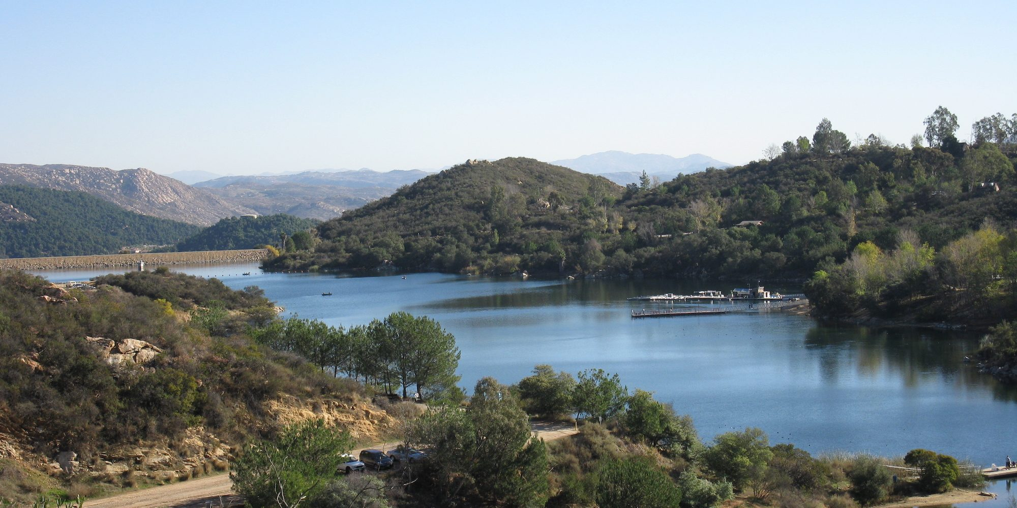 Lake Dixon, Escondido